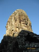 Zu Besuch in Angkor Thom