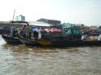 Bootsfahrt zu den Schwimmenden Märkten (29)