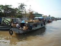 Bootsfahrt zu den Schwimmenden Märkten (68)