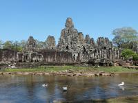 Angkor Thom - Bayon Tempel
