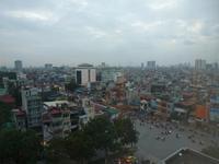 Hanoi von oben