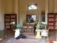 Phnom Penh, Königspalast - heilger Bulle