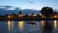 Phnom Penh, Bootsfahrt auf dem Tonle Sap