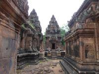 Angkor, Banteay Srei-Tempel