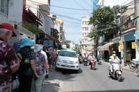 Unterwegs in Saigon