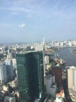 Über den Dächern von Saigon