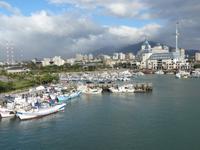 Blick auf Taipeh City