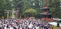 Besichtigung der Tempelanlagen von Nikko