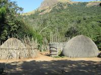 Swaziland Mantenga Village