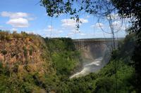 Victoria Falls in Livingstone