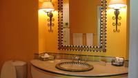 Badezimmer Hotel Zambesi Sun