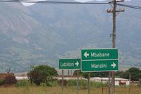 Orientierung in Swaziland