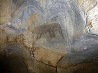172_Cango Caves Höhlenmalerei
