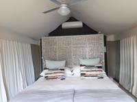 Simbavati River Lodge - Luxus Zelte