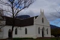 Franschhoek - Dutch Reformed Church