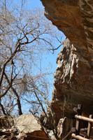 Makapatsplan Höhleneingang