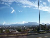 Tafelberg von N2 aus gesehen