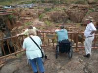 Panoramroute - Bourke's Luck Potholes