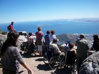 Gruppenbild Tafelberg
