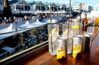 Kapstadt - Sundowner an der Waterfront