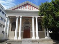 Stellenbosch (unterwegs in der Innenstadt...)