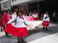 Folklore in Lima