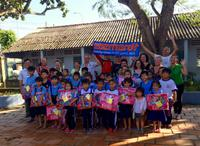 Schulklasse in Vietnam