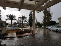 Besonderheit: Regen auf Zypern!
