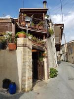 Uriges Dorf Vouni
